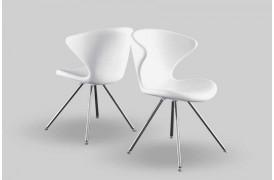 De nye Soft touch spisebordsstole modeller fra Tonon kan fås hos BoShop.