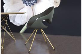Tonon spisebordsstolen Moon metal med Soft touch er en moderne spisebordsstol.