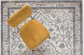Trijntje tæppe - Grå