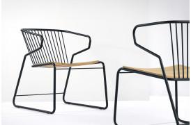 Gabbia stolene er nogle flotte stole fra Universo Positivo.