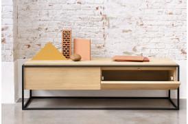 Den nye Monolit serie har også et tv-bord i sin møbelserie.