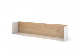 Billede af U Shelf hylden i den store størrelse fra Ethnicraft  i metalfarven Hvid.