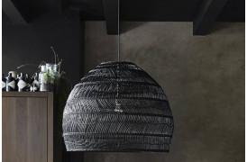 Flet lampe der kan bruges over et spisebord er online her på hjemmesiden.
