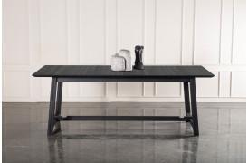 Samurai spisebordet er en del af Wood by Kristensens japansk inspirerede sortiment.