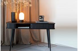 Barbier Black serien fra Zuiver findes også som et konsolbord til boligen.