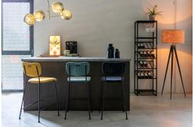 Her på billedet ses Benson barstolen i den Lave model fra Zuiver.