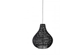 Cable Drop loftslampe / pendel - Sort