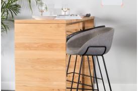 Feston barstolen er en barstol med ryglæn.