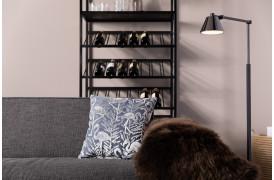 Lub gulvlampen har de samme vidunderlige funktioner som de mindre af lamperne.