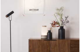 Marlon gulvlampen er en elegant lampe til boligen.