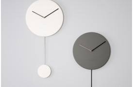 Minimal uret fra Zuiver ses her i farverne Hvid og Grå.