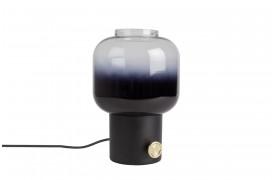 Moody bordlampen er en ny lampe fra Zuiver med et changerende udtryk i glasset.