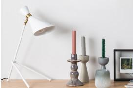 Shady bordlampen fra Zuiver ses her i farven Hvid.