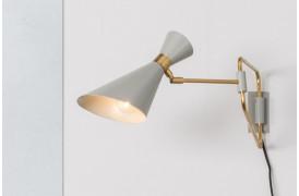 Shady findes også som en væglampe til væggen fra Zuiver.