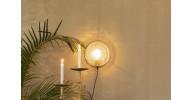 Lea væglampe - Messing