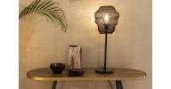 Lena bordlampe - Sort