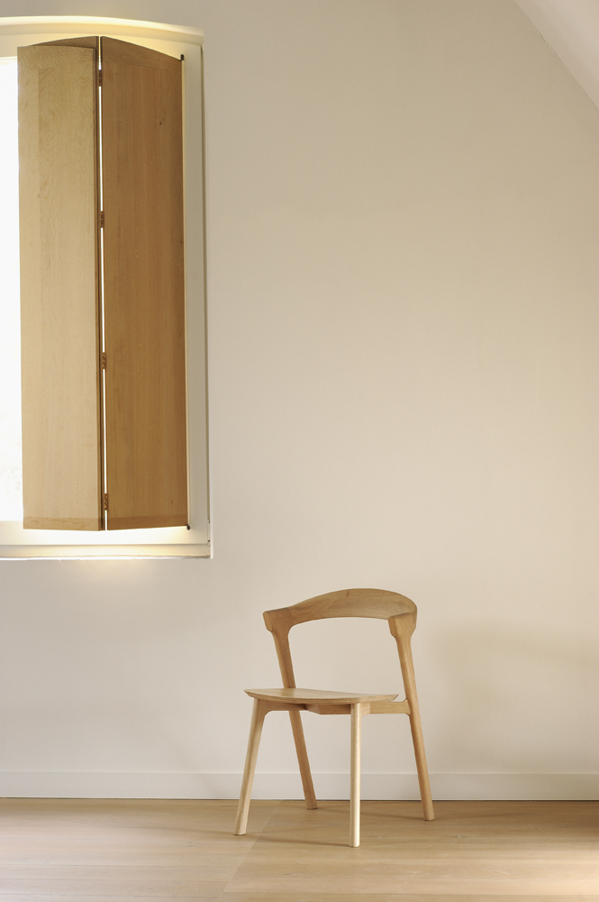Moderne spisebordsstol hos BoShop.