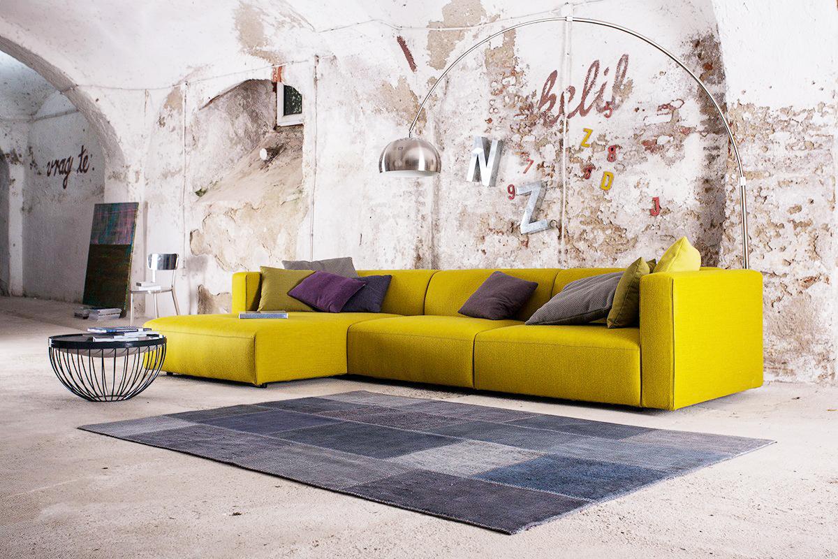 Den smukke chaiselong sofa Match XL fra Prostoria, kan du købe her hos BoShop.