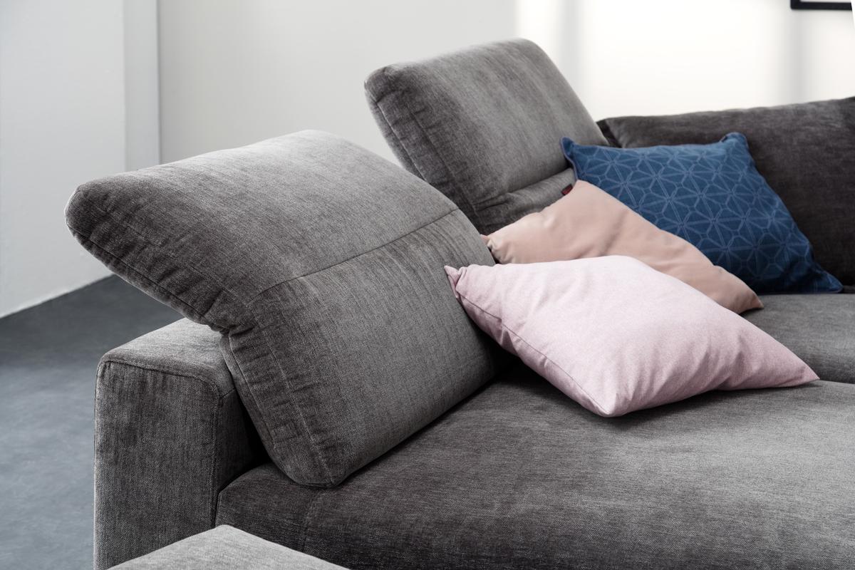 Siddehøjde og siddedybde betyder også meget for din oplevelse af at sidde i sofaen.