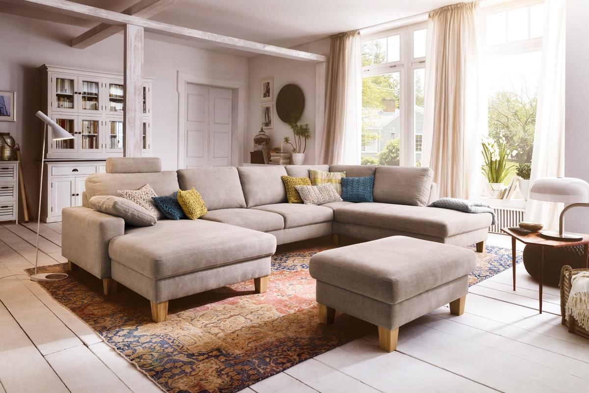 Smagfuld sofa hos BoShop.