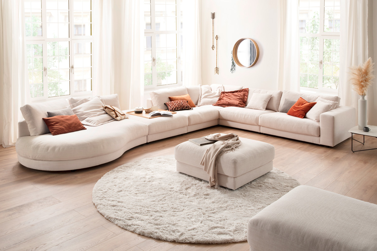 Sofa hos BoShop.