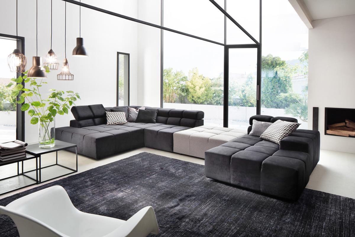 Lækker sofa hos BoShop.