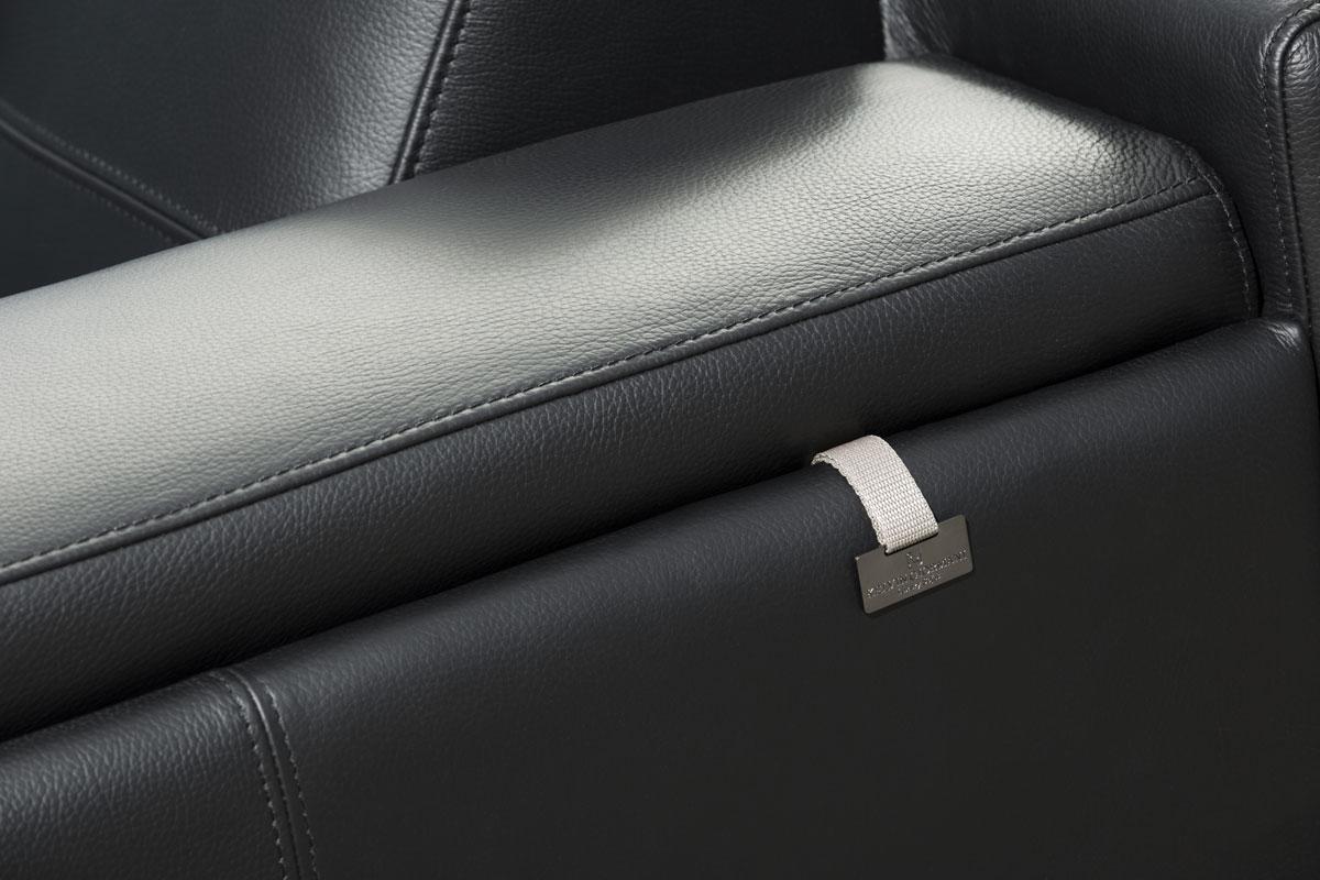 Der er et par forskellige typer læder, der bruges til sofaer og stole. Pigmenteret læder er det mest holdbare med et ensartet overfladeudseende, mens anilinlæder ser mere naturligt ud, men mindre modstandsdygtigt over for snavs. Den tredje type, semianilin læder, er et sted imellem disse typer.