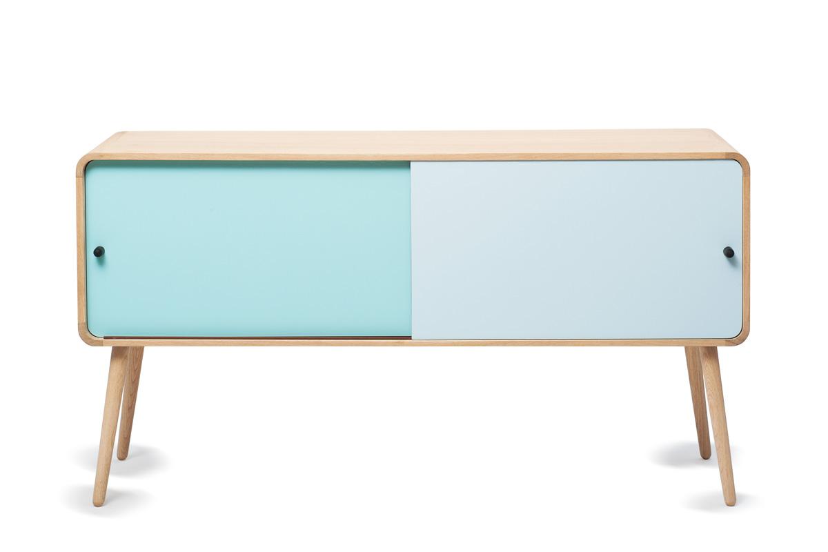 Retro møbler kombinerer det bedste fra dengang og nu.