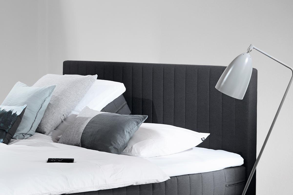 Der er mange ting at tage stilling til, når man skal ud at købe ny seng. Madraskomforten er en af tingene.