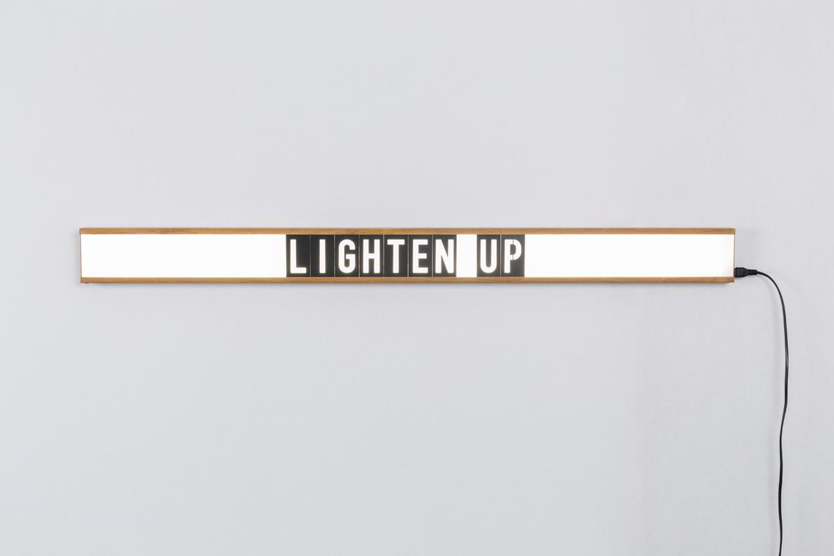 Kreativ lampe hos BoShop.
