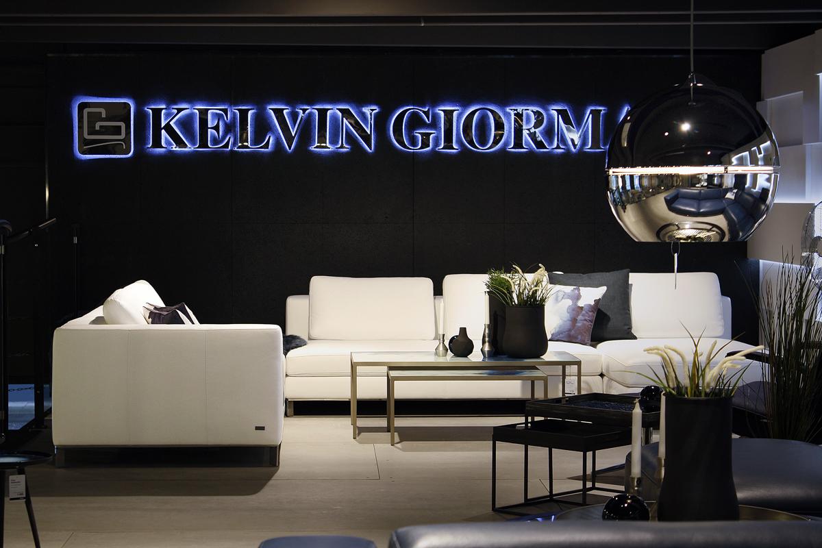 Kelvin Giormani studio hos BoShop.