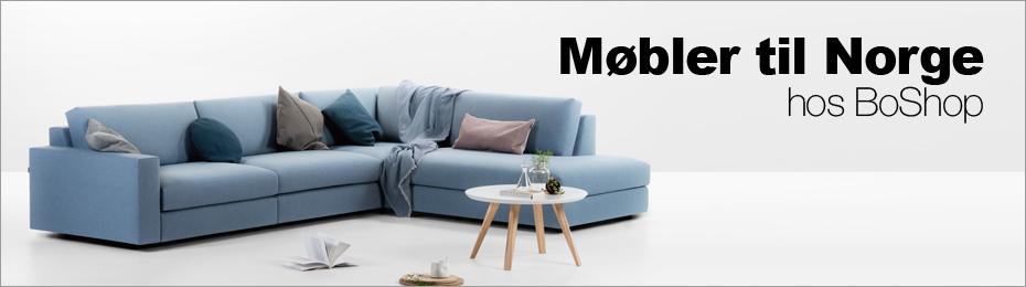 Møbler til Norge - Hvordan å kjøpe møbler fra BoShop