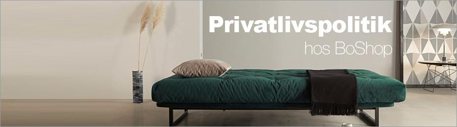 Privatlivspolitik hos BoShop
