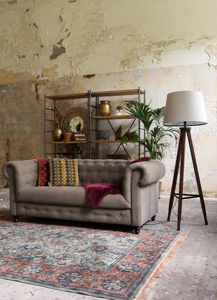 Smukt tæppe til hjemmet med Bid tæppe fra Dutchbone