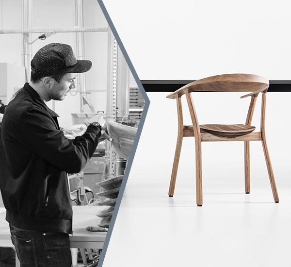 Vi har her fremhævet tre af de designere, vi længe har været fascineret af – fra de første skitser til det endelige produkt.